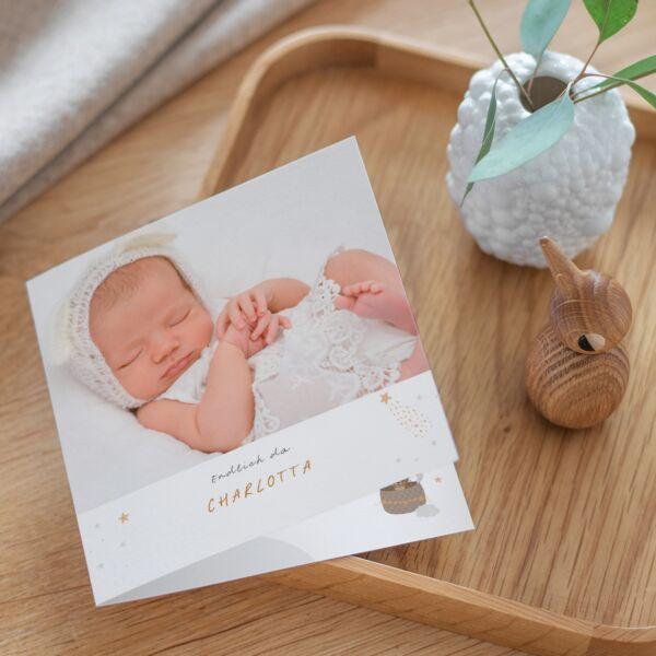 Geburtskarte Dreamer