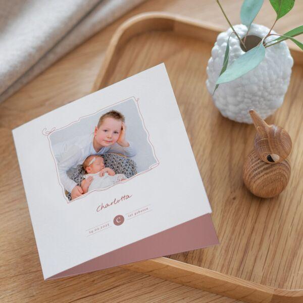 Geburtskarte Kleines Geschenk