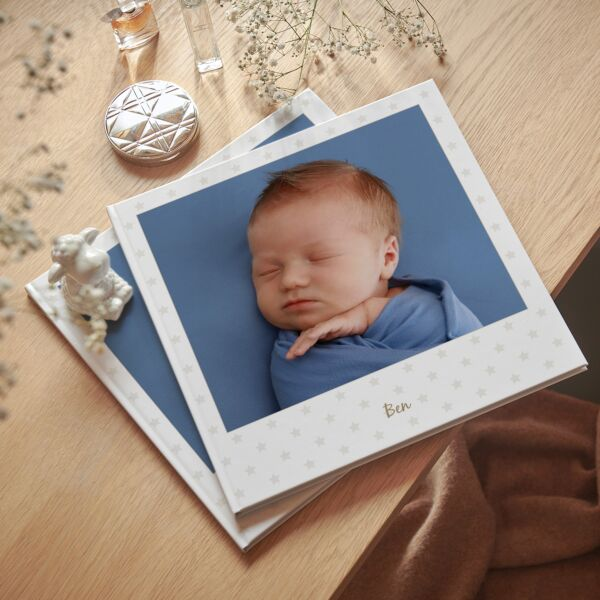 Fotobuch Quattro XL - Designlinie: Sterne