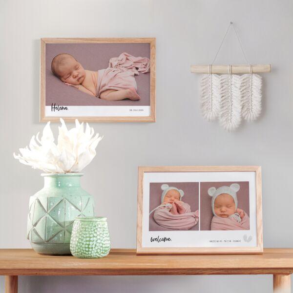 Poster Duo Simple Polaroid